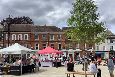 Romsey markets