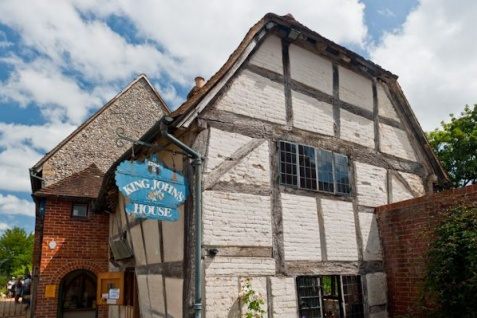 King John's House, Romsey