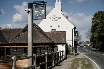 The Cromwell Arms, Romsey