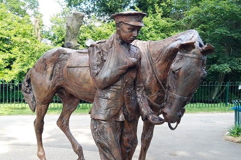 The Romsey War Horse