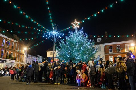 Carols in the market place 477x318
